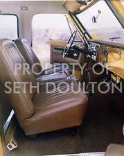 "1972 Chevrolet Blazer InterIor Sedona AZ Photo vintage print ad16"" X 20"" poster"