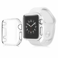 For Apple Watch Series 1 38MM Sport Edition Slim Snap On Hard Case Clear
