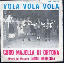 VOLA VOLA VOLA - STU MUTIVETTE # CORO MAJELLA DI ORTONA dir. da Mario Marincola
