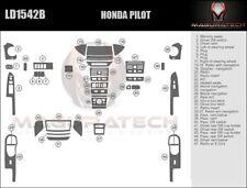 Fits Honda Pilot 2009-2011 Basic Wood Dash Trim Kit