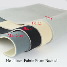 Headliners Fabric Replace Car Interior Drooping&Torn Roof Liner,Anti-aging Stain