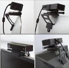 TV Clip Mount Stand Holder Bracket For Microsoft Xbox ONE Kinect Sensor