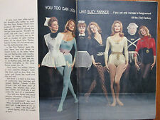 Nov 30-1963 TV Guide(SUZY PARKER/GILBERT TOYS/CHRIS NOEL/GREATEST SHOW ON EARTH)