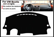 Fits For Volkswagen Beetle 1998-2010 DashMat Dash Cover Mat Dashboard Cover