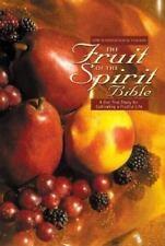 NIV Fruit of the Spirit Bible, The