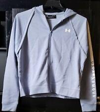 2019 Under Armour Ladies Rival Fleece Full Zip Hoodie -UA Hoody Sweater Warm Top