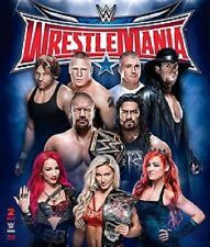 WWE: Wrestlemania 32, 2016 Event, 3 Disc Dvd, Brand New Sealed