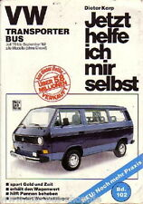 VW Bus T3 - Luftgekühlt - Reparaturbuch - 1979 - 1982