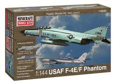 Minicraft 1:144 14692: USAF F-4E/F Phantom