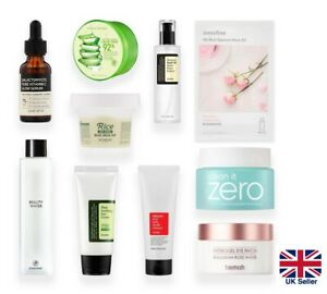 10 Step Korean Skincare Routine Set Combination Skin - Radiant Balance skin [UK]