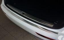 Ladekantenschutz für Audi Q5 2017-2018 mit Abkantung Edelstahl