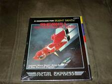 Metal Express - Overkill:The Ptolemean Wars - Campaign for Silent Death (SEALED)