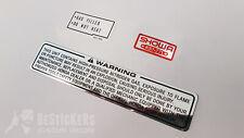 kit adesivi restauro rear MONO shock absorber showa HONDA CR 250 1988 250R