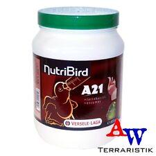 Versele Laga - Nutribird A21 800g - Handaufzucht f. alle Baby Vögel - MHD 08/18