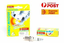 DENSO IRIDIUM POWER SPARK PLUGS HOLDEN STATESMAN WL ALLOYTEC V6 IKH20 X 6