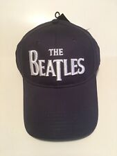 The Beatles Logo Hat Like New With Tags