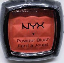 NYX Powder Blush PB08 CINNAMON NEW SEALED!! full size 0.14oz./ 4g