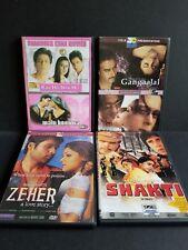 Bollywood 4 DVD Set [Zeher, Shakti, Kal Ho Haa Ho, GangaaJal] (DVD)