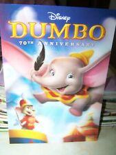 Disney Dumbo 70Th Anniversay Edition 3d lenticular card