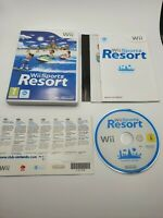 Wii Sports Resort - Nintendo Wii - with Unscratched VIP Points Card
