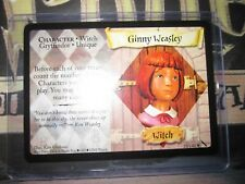 HARRY POTTER TCG CARD CHAMBER OF SECRETS GINNY WEASLEY 25/140 RARE MINT ENGLISH