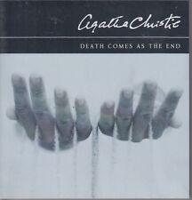 Agatha Christie Death Comes As The End 3CD Audio Book Abridged FASTPOST