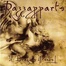 RAZZAPPARTE - IL DRAGO E IL LEONE CD (2007) ANFIBIO RECORDS / ITALIEN OI-PUNK