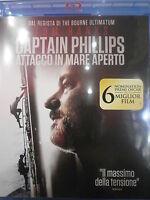 CAPTAIN PHILLIPS-ATTACCO IN MARE APERTO FILM IN BLU-RAY - COMPRO FUMETTI SHOP