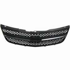 NEW FOR CHEVROLET IMPALA FITS 2004-2005 FRONT CENTER GRILLE BLACK GM1200503