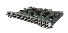 HP 7500 / H3C S7500 48-Port Gig-T PoE-upgradable SC Module JD210A LSQ1GV48SC0