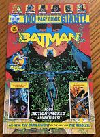 DC Comics 100 Page Giant Batman #4 2018 First Jinny Hex Walmart