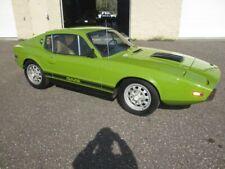 1971 SAAB SONETT 3 coupe