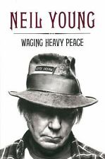 Waging Heavy Peace, Young, Neil, Good Condition, Book