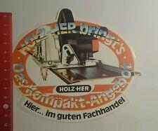 Pegatina/sticker: madera her diesen la oferta compacto (16091682)