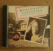 Mary Chapin Carpenter CD Hometown Girl