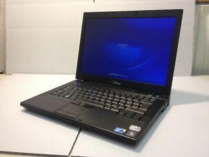 """Dell Latitude E6500 Intel Core2Duo 2x2,4GHz 15,4"""" 4GB-RAM 160GB-HDD WIN7 WLAN DE"""
