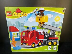 LEGO DUPLO 10592 FIRE TRUCK - BRAND NEW SEALED & RETIRED