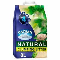 Catsan Naturally Biodegradable Clumping Cat Litter (BT3285)