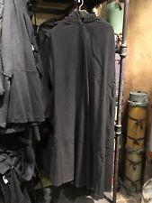 Disneyland Disney Parks Star Wars Galaxy's Edge Jedi Robe Black Costume Cosplay