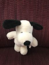 Vintage Schulz Charlie Brown Beagle Snoopy United Feature Syndicate Plush Doll