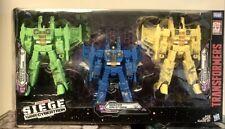 Transformers War For Cybertron Siege Rainmaker Seekers Action Figure 3pk