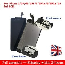 UK For iPhone 6 7 8 Plus Screen Replacement LCD Digitizer Touch Display Camera