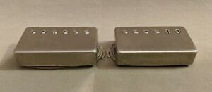 GHOST WINDERS USA 57 CLASSIC ALNICO 5 PAF HUMBUCKER PICKUPS, FITS GIBSON, LP