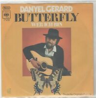 Danyel Gerard -7 Inch Vinyl---Butterfly