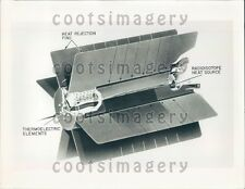Cutaway Diagram Radioisotope Thermoelectric Generator  Press Photo