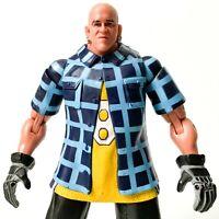 TNA Marvel Toys KONNAN Impact Wrestling Figure 2005 WCW nWo WWE WWF AEW Lucha