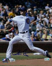 Chris Rusin Chicago Cubs Signed 8x10 Matte Photo MLB Fanatics Authenticated