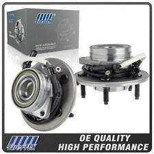 Complete Front Wheel Bearing Assembly Set for Ford F150 1997 1998 1999 2000