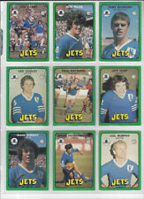 Newtown Jets 1978 Season NRL & Rugby League Trading Cards