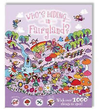 Who's Hiding: Fairyland, Igloo Books Ltd , Good, FAST Delivery